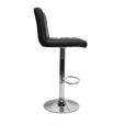 Barkruk stoel zwart design