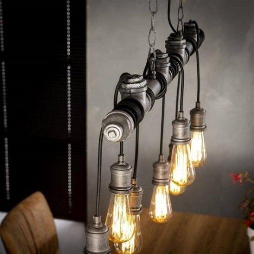 Hanglamp industrieel buis