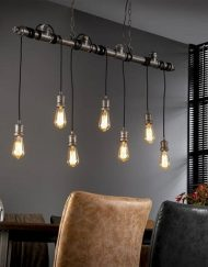 Hanglamp industrieel waterleiding buis