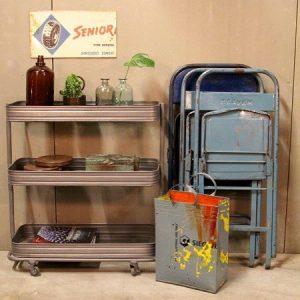 trolley-zink-industrieel