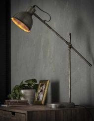 Industriele bureaulamp verstelbaar