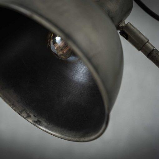 Industriele bureaulamp verstelbaar kap
