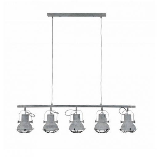 Vintage industriele hanglamp