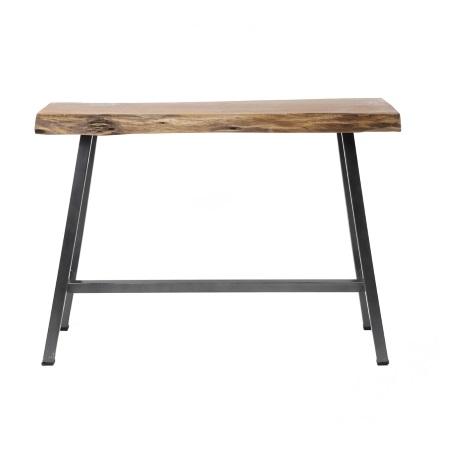 Bartafel robuust hout