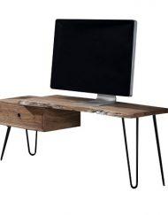 TV kast acacia hout industrieel