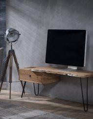 TV kast acacia hout industrieel stoer
