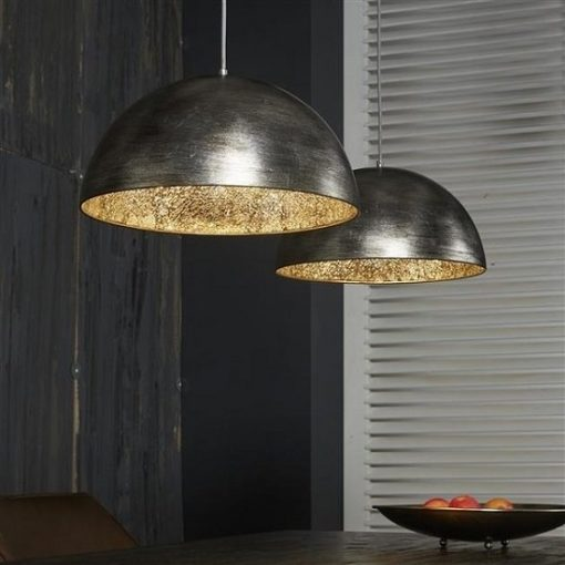 Hanglamp sfeer grote kappen
