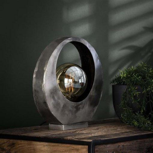 Tafellamp trendy industrieel interieur