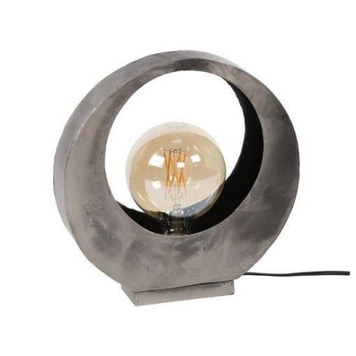 Tafellamp trendy industrieel vintage