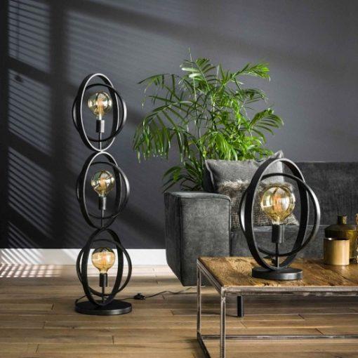 Tafellamp industrieel vintage