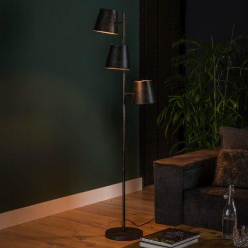 industriële vloerlamp mooi design