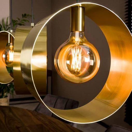 Hanglamp drie ringen