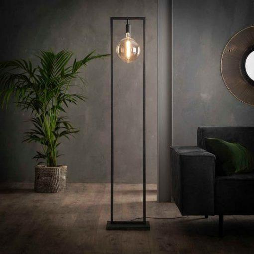 Vloerlamp rechthoekig frame