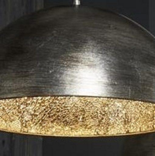 Hanglamp vijf kappen