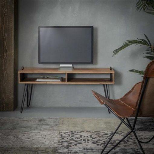 Tv meubel industrieel open