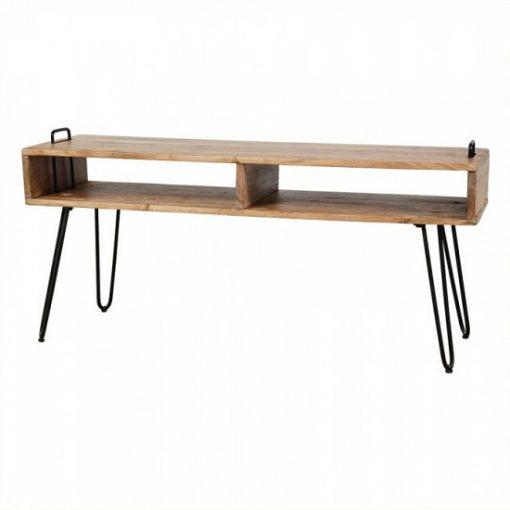 Tv meubel industrieel open design