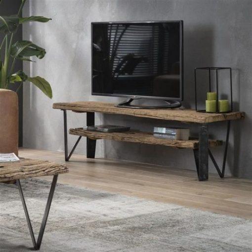 Tv meubel industrieel robuust