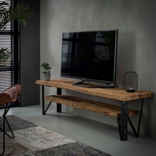 Tv meubel industrieel robuust hout